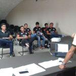 Aula de Regras do Jogo de Futebol.